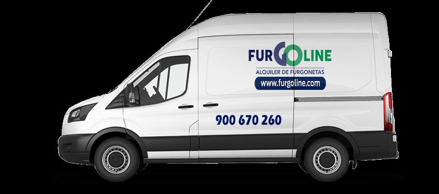 alquiler furgonetas y camiones en cordoba furgoline